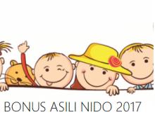 Bonus AsilI Nido 2017